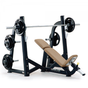 Pulse 830G Olympic Incline Bench Press