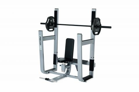 Precor 507 Olympic Seated Bench