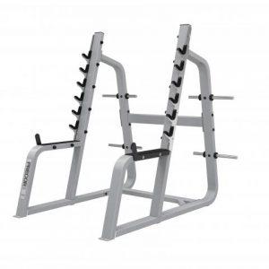 Precor 608 Squat Rack