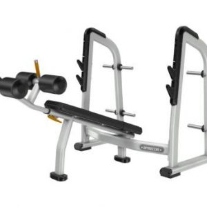 Precor DBR0411 Olympic Decline Bench