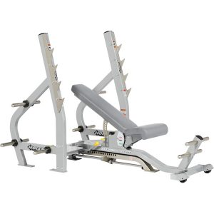 Hoist CF-2179B 3-Way Olympic Bench