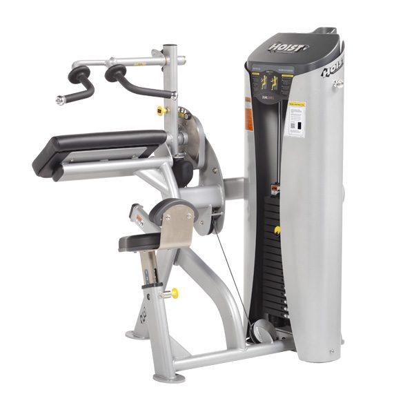 Hoist HD-3100 Preacher Curl/Triceps Extension